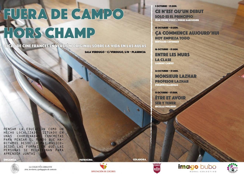 Fuera de Campo (Hors Champ) || ciclo de cine