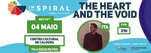 INSPIRAL LAGOA DE 4 de MAIO RECEBE THE HEART AND THE VOID