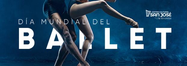 Celebración del día mundial del ballet. Charlas, clases y más