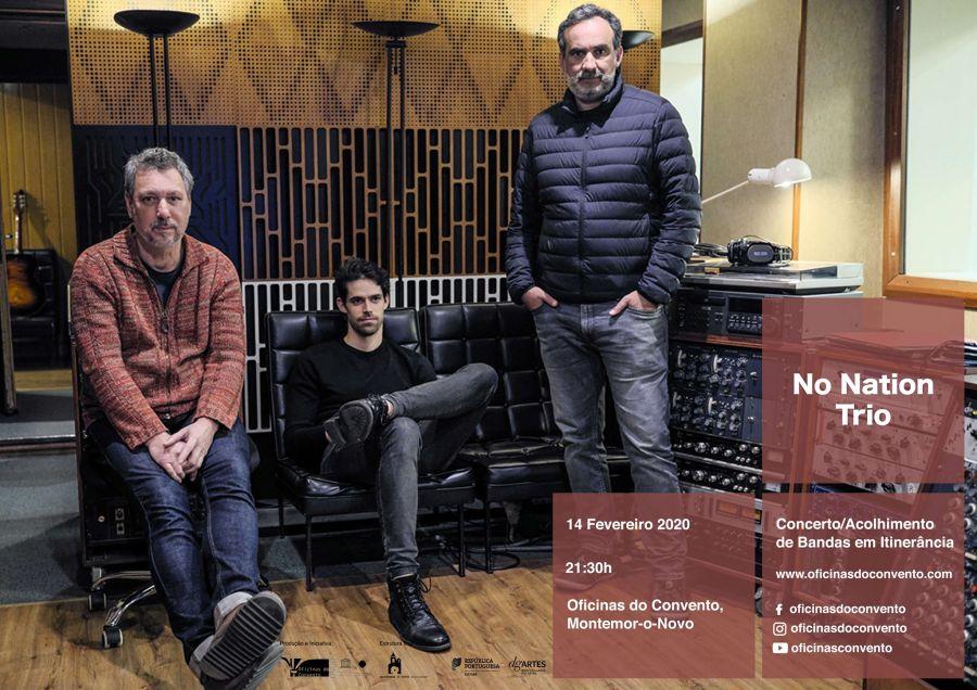 No Nation Trio