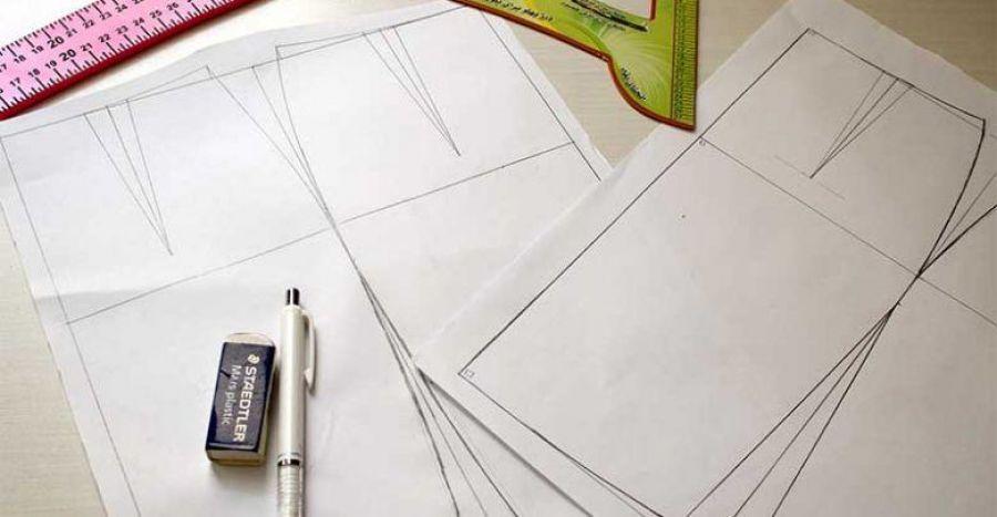 Basic Patternmaking Skirt - Modelação base de Saia