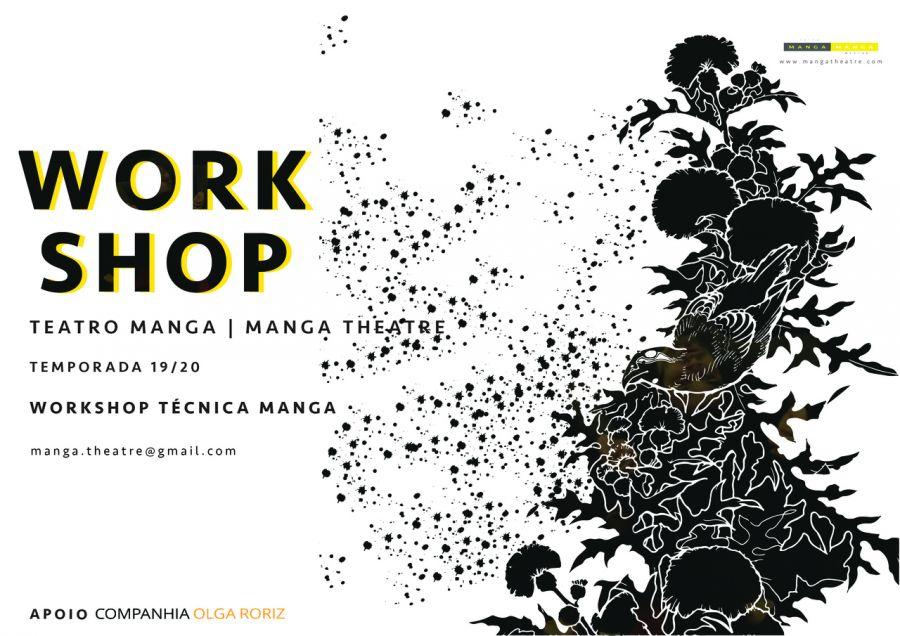 WORKSHOP TÉCNICA MANGA