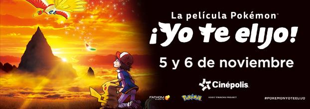 Pokemon la Película: Yo te elijo!