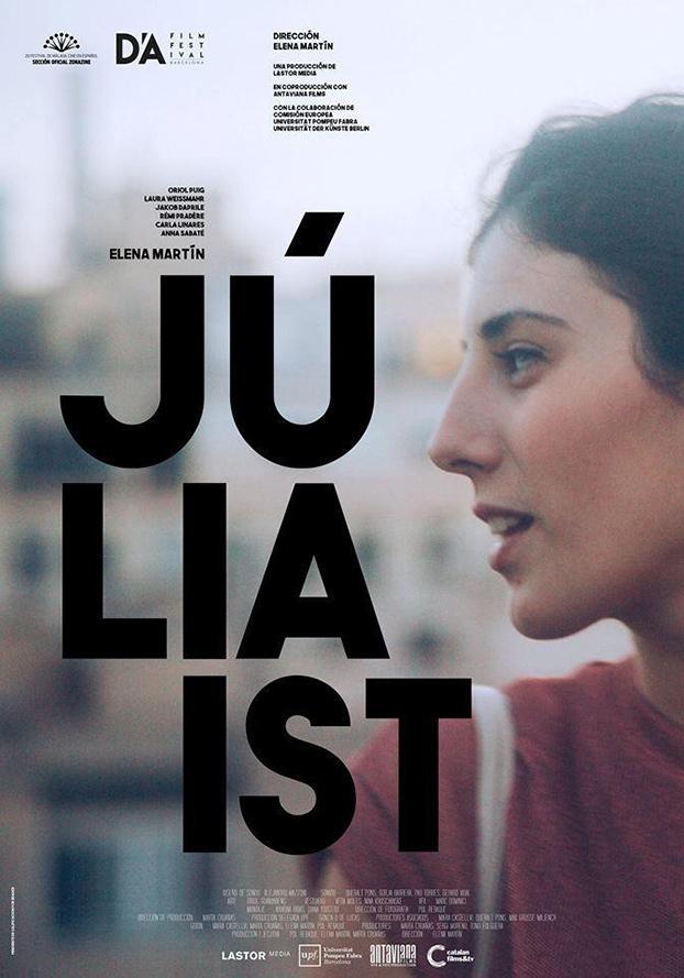 Festival de cine europeo 2019. Júlia ist. España