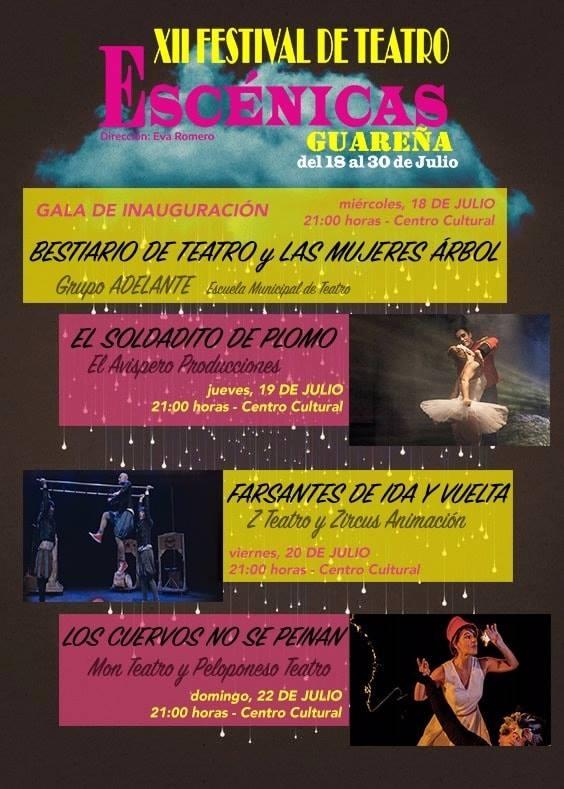 XII Festival Escénicas de Teatro || Guareña