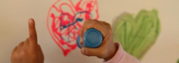 Growing Elephants - Desenvolvimento criativo para pais-filhos (3-5 anos)