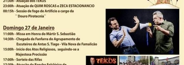 Quim Roscas & Zeca Estacionâncio -  Barcelos