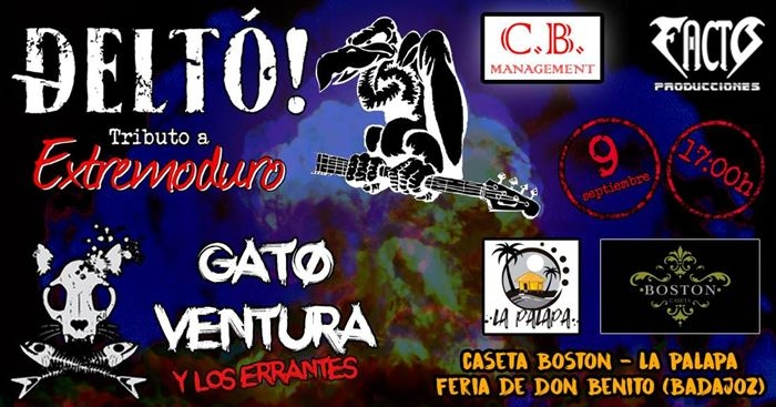 Conciertos en Caseta Boston - La Palapa || Feria de Don Benito
