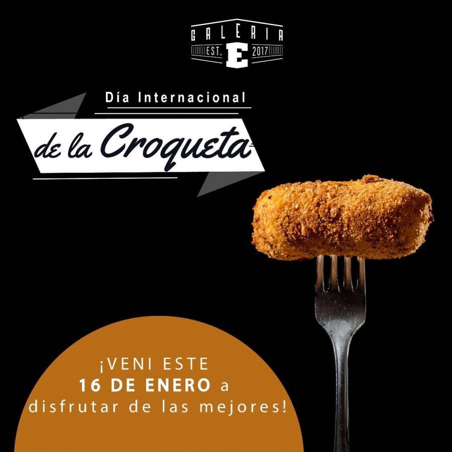 Dia Internacional de la Croqueta