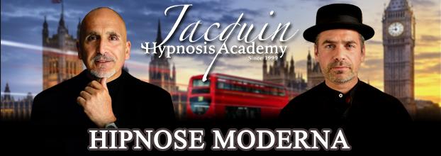 Hipnose Moderna - Formação em Hipnoterapia c/ Freddy & Anthony Jacquin em Portugal