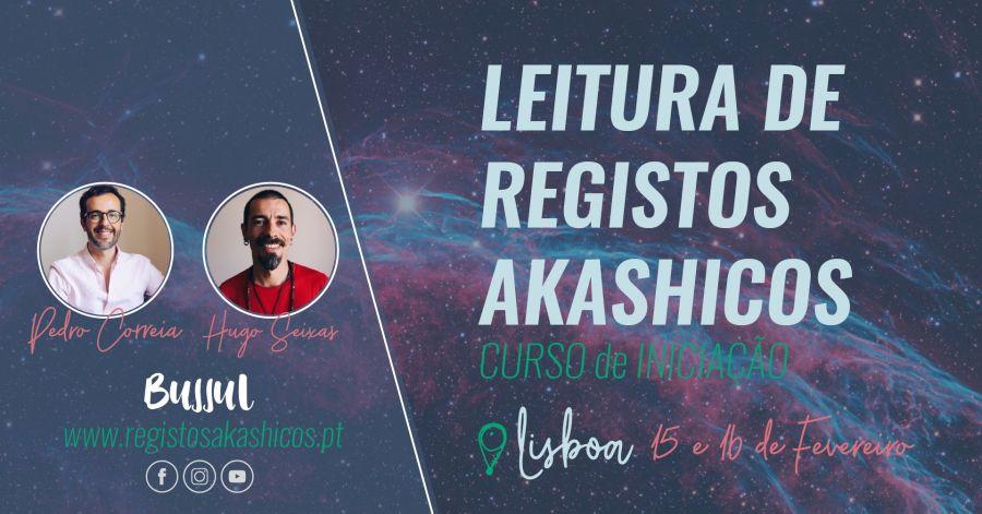 Iniciação à Leitura de Registos Akashicos | Lisboa
