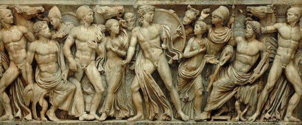 Mitología. Una realidad alterna en las sociedades antiguas