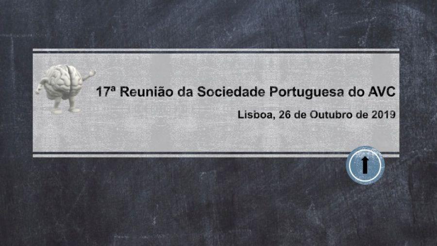 17.ª Reunião da Sociedade Portuguesa do AVC