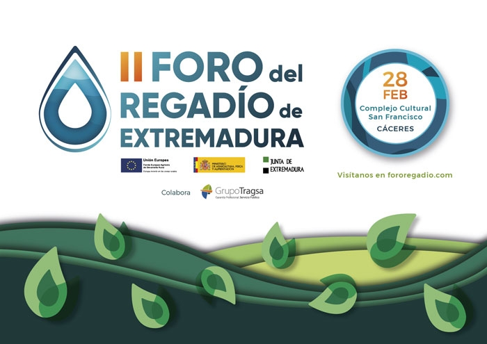 II Foro del Regadío de Extremadura | CÁCERES