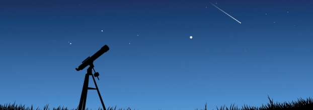 La noche abierta: Observación astronómica