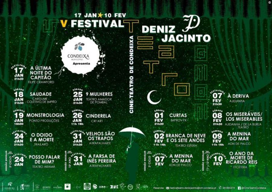 V Festival de Teatro Deniz-Jacinto