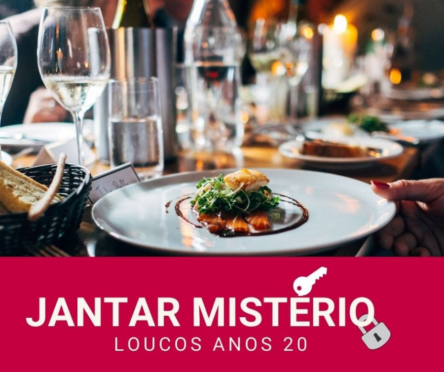 JANTAR MISTÉRIO NA INVICTA!