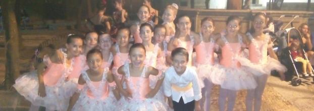 La noche abierta: Escuela de Danza de Nieves Martínez