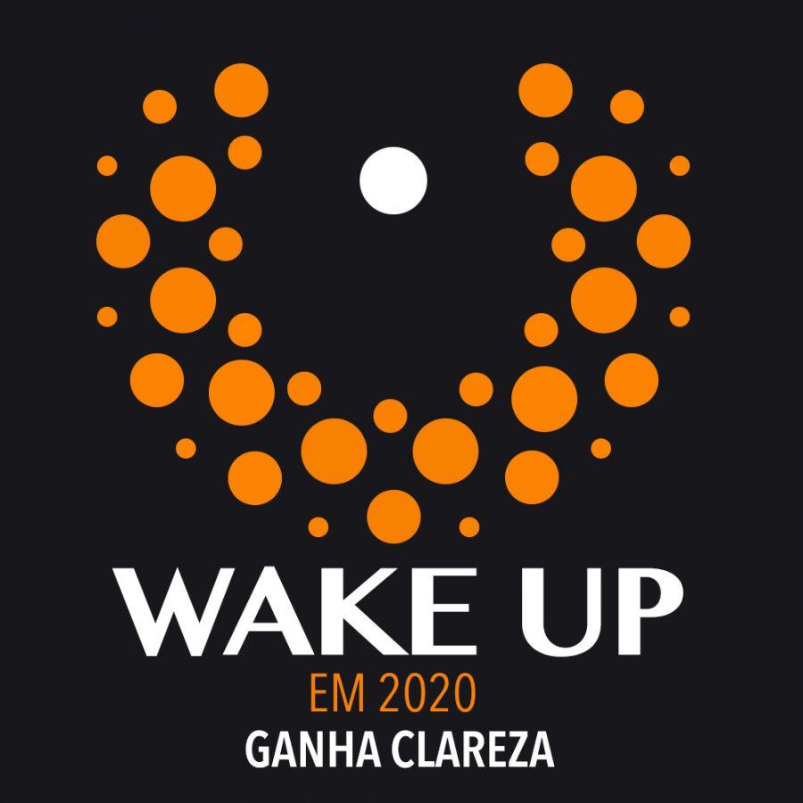 Wake Up - evento AO VIVO de coaching e motivação