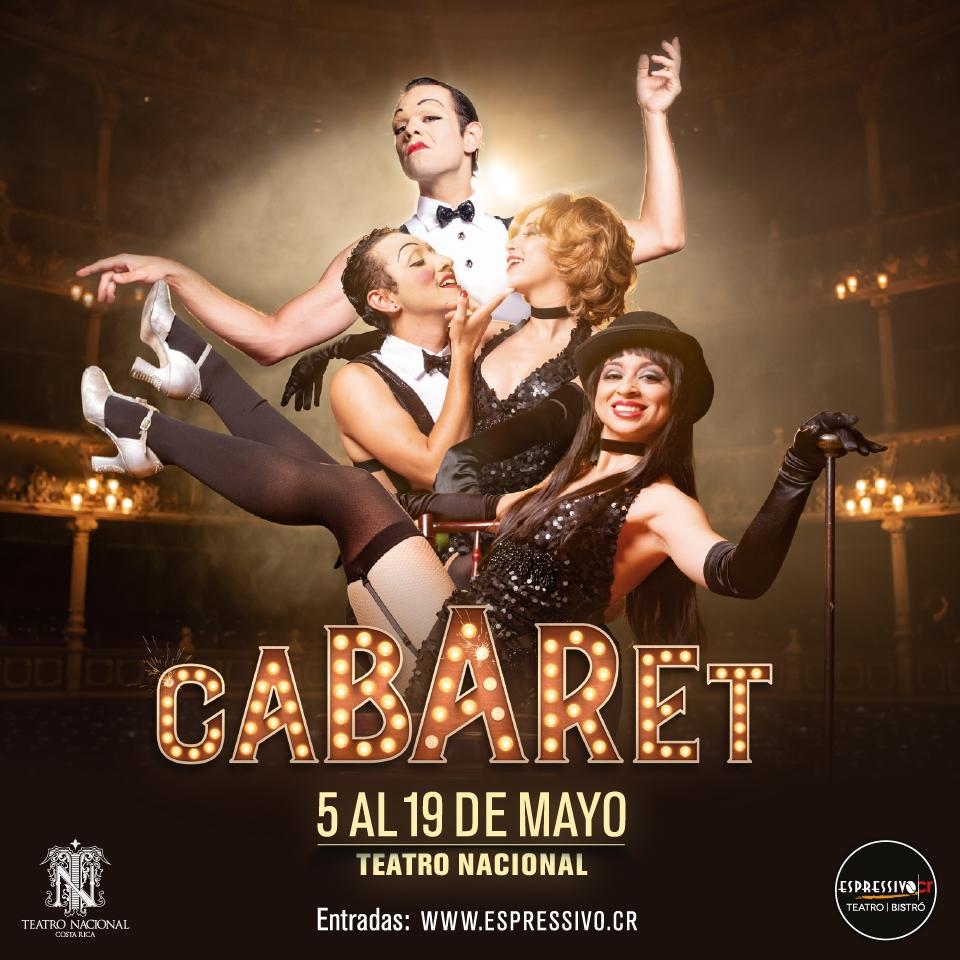 Cabaret, de Joe Masteroff, John Kander & Fred Ebb.