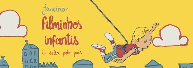Filminhos Infantis à Solta pelo País - Almada