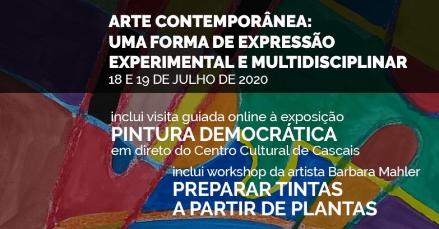 ARTE CONTEMPORÂNEA: UMA FORMA DE EXPRESSÃO EXPERIMENTAL E MULTIDISCIPLINAR