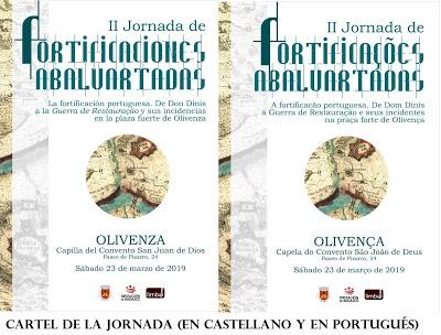 II JORNADA SOBRE FORTIFICACIONES ABALUARTADAS