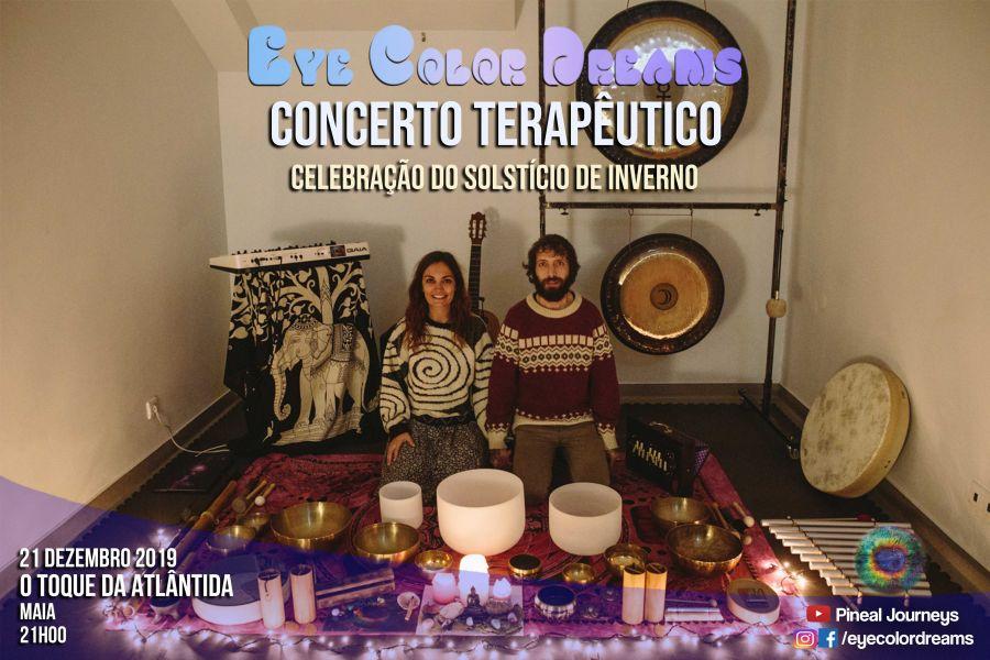 Concerto Terapêutico - Celebração do Solstício de Inverno