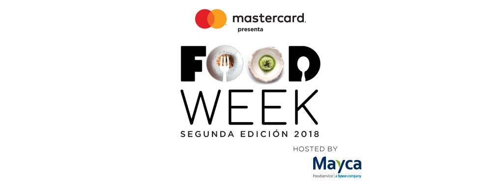 Food Week 2018. Segunda edición