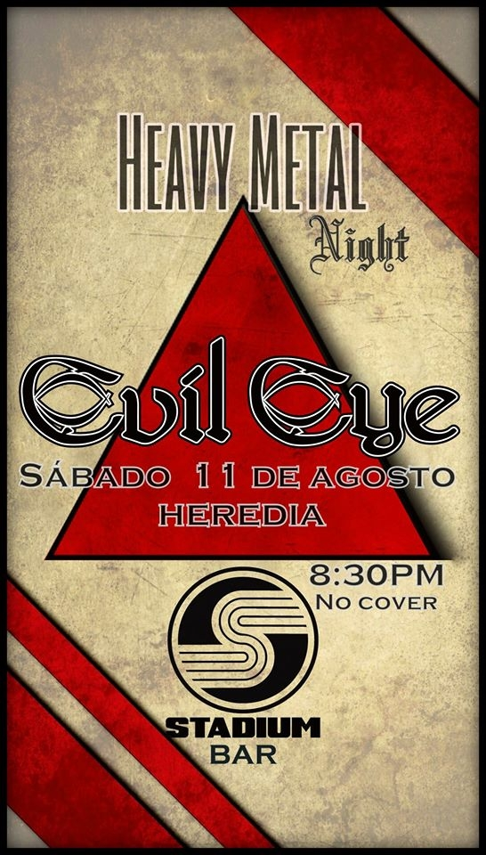 Heavy Metal Night: Evil Eye