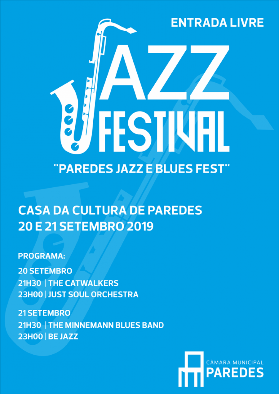 Paredes Jazz e Blues Fest