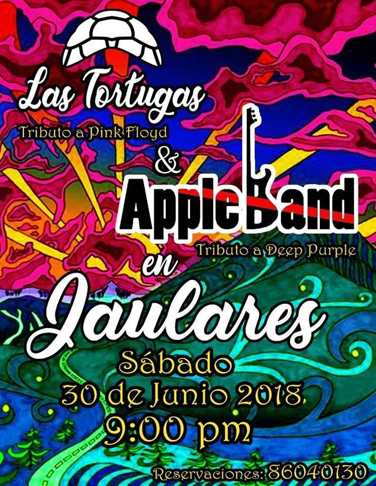 Las Tortugas & Apple Band