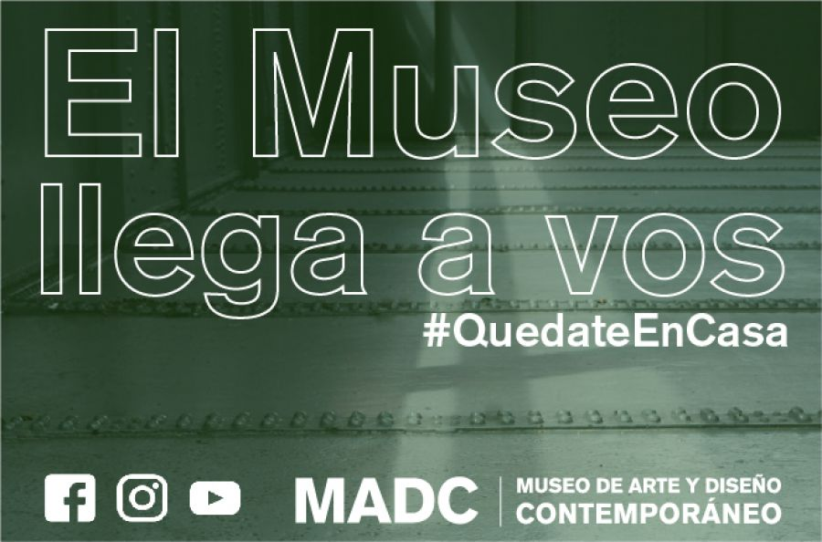 El Museo llega a vos