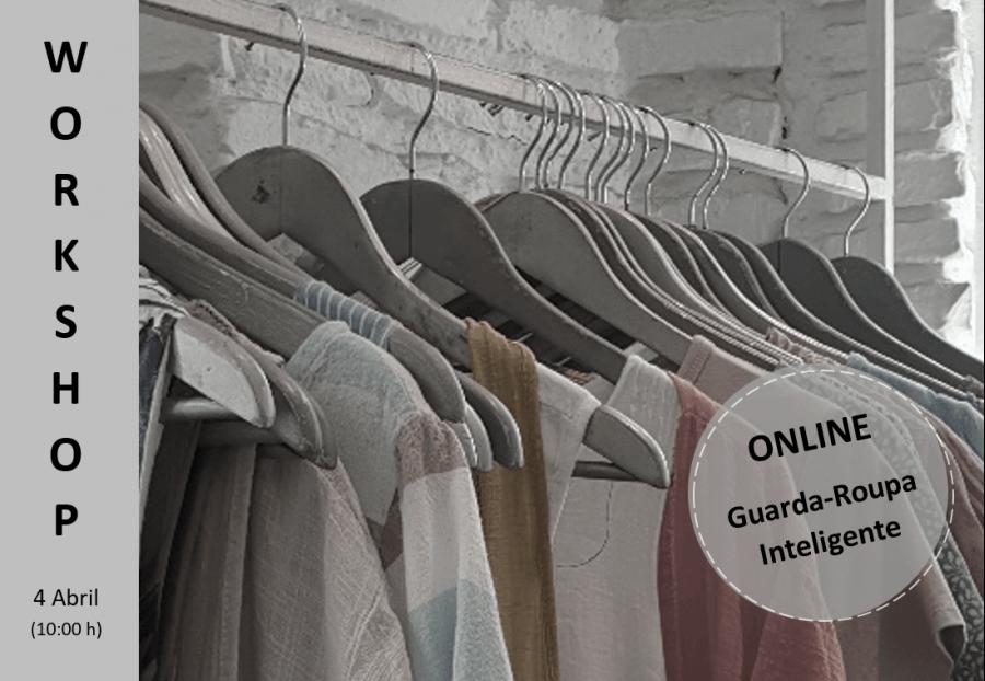 Workshop Online - Guarda Roupa Inteligente