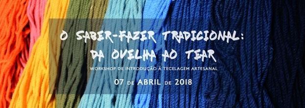 Workshop de Introdução Tecelagem Artesanal