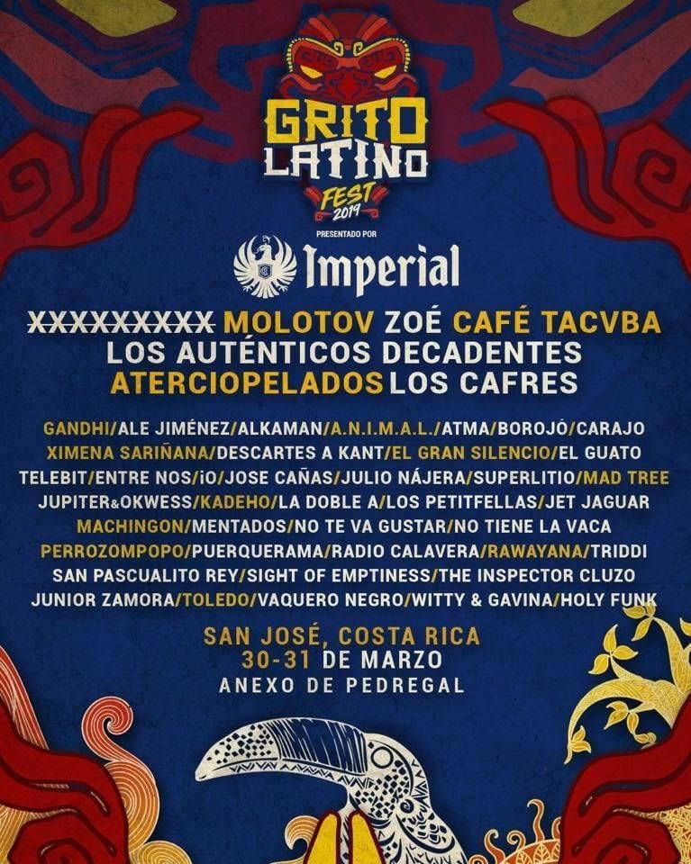 Grito Latino Fest 2019