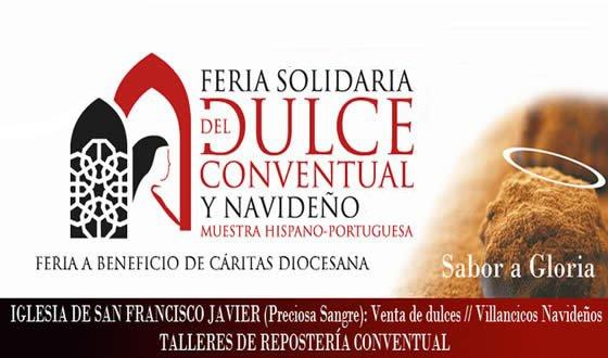 X Feria solidaria del dulce conventual y navideño