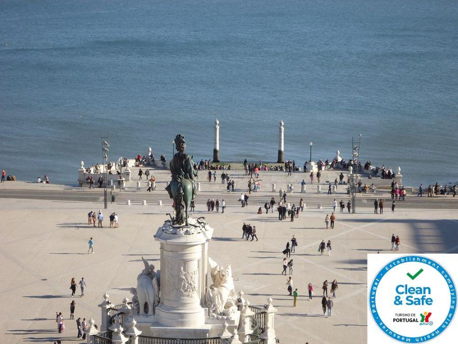 Roteiro Baixa Pombalina - O Simbolismo da Lisboa Reconstruída