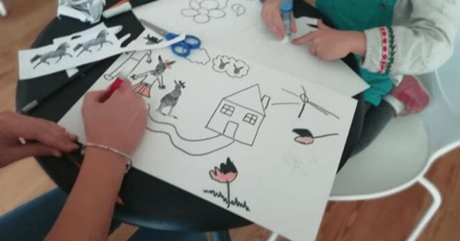 Animações de Leitura & Oficina de Ilustração