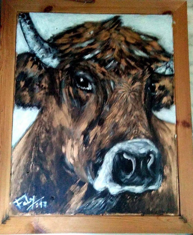 Amor Animal Expo y poesía. Dibujos de Feli Hernández