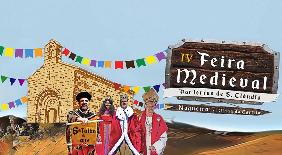 IV Feira Medieval - Por Terras de S. Cláudio