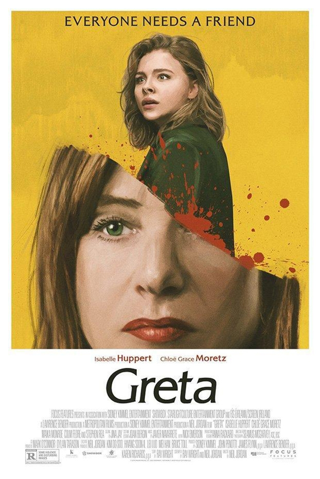 Festival de cine europeo 2019. Greta. Irlanda