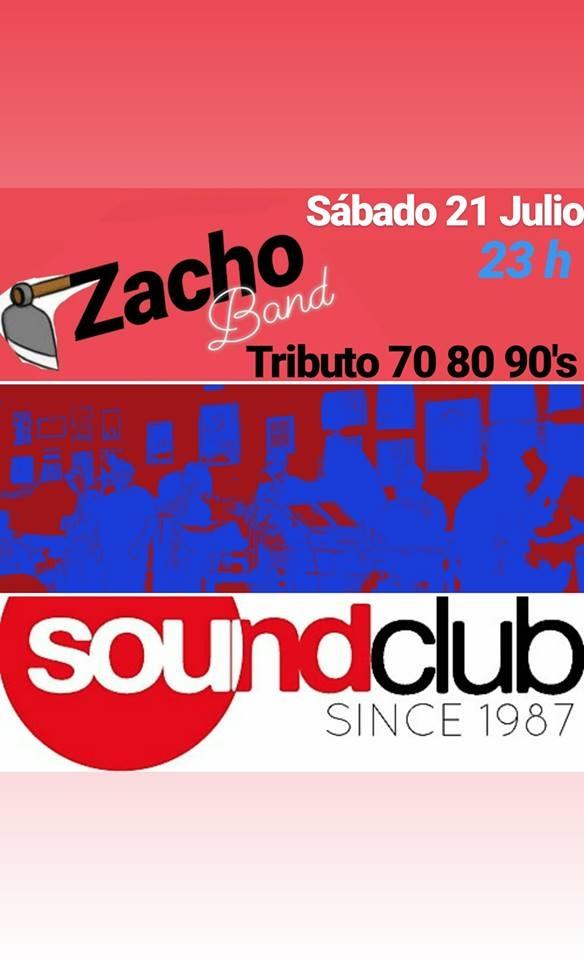 Concierto de Zacho Band || Navalmoral