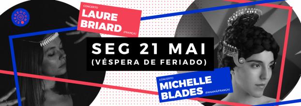 LAURE BRIARD + MICHELLE BLADES - STEREOGUN