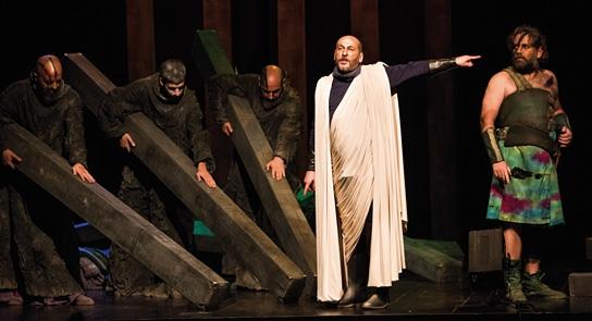 VIRIATO de Florián Recio // Festival Internacional de Teatro Clásico de Mérida