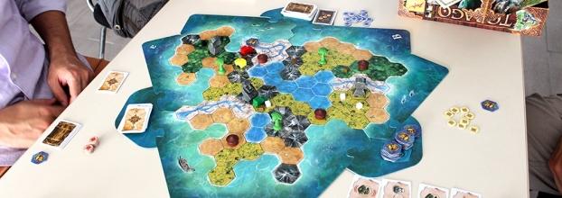 Encontro Jogos De Tabuleiro #92