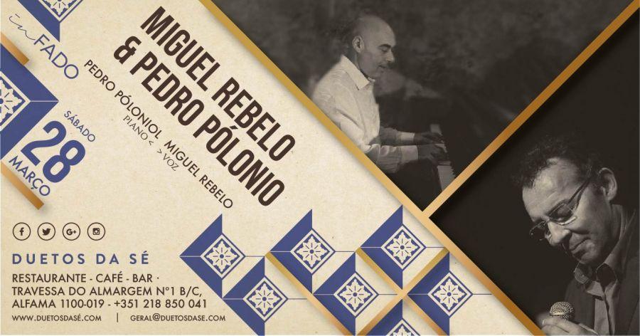 IN FADO - Miguel Rebelo & Pedro Pólonio