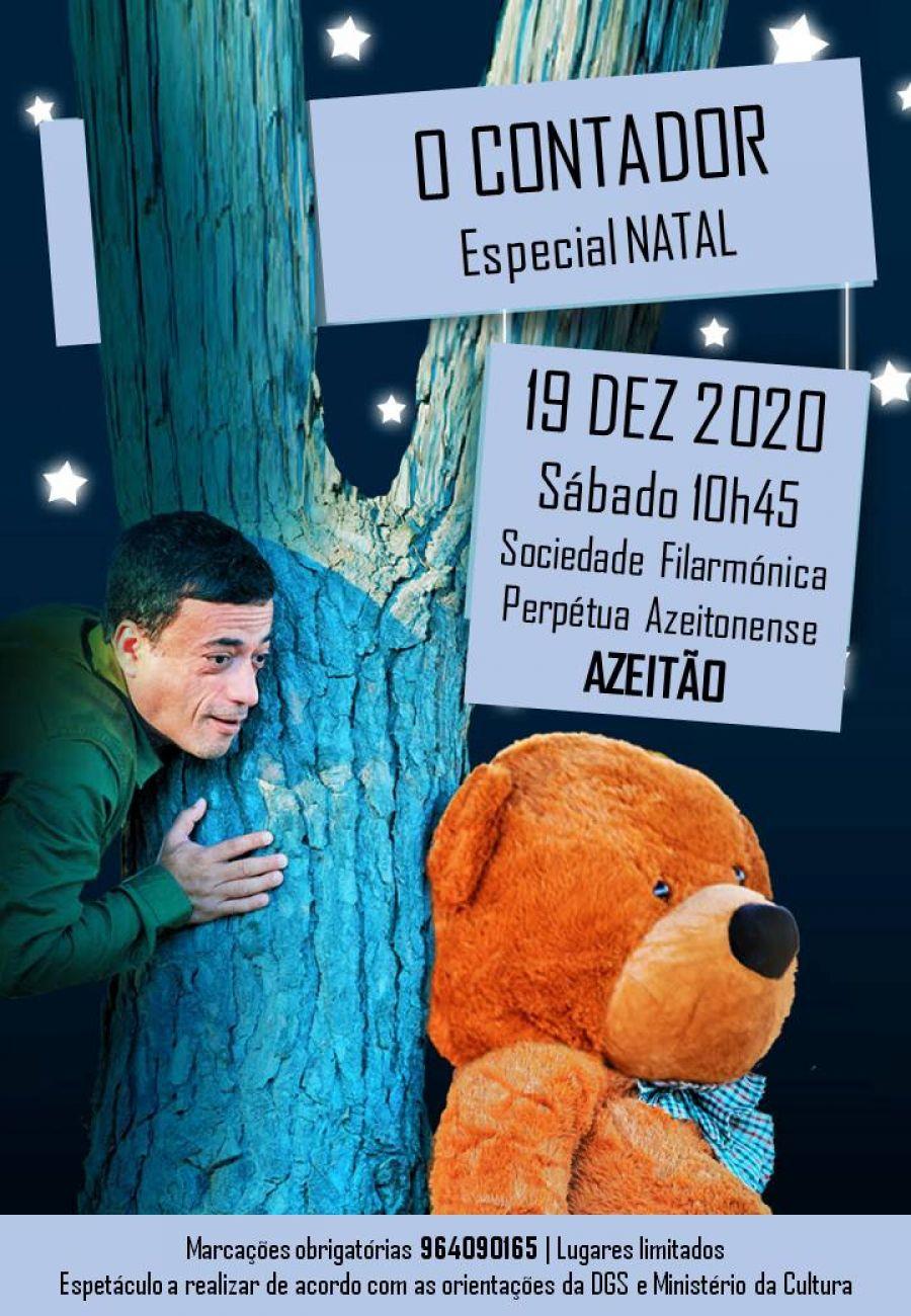 O Contador - Especial Natal | Teatro para a infância