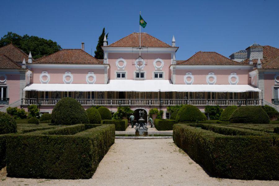 Roteiro Palácio Belém, Jardins e Museu Presidência República