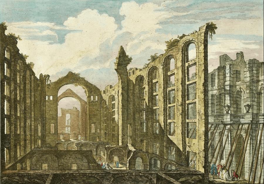 Roteiro Terramoto 1755 e a Reconstrução da Baixa Pombalina